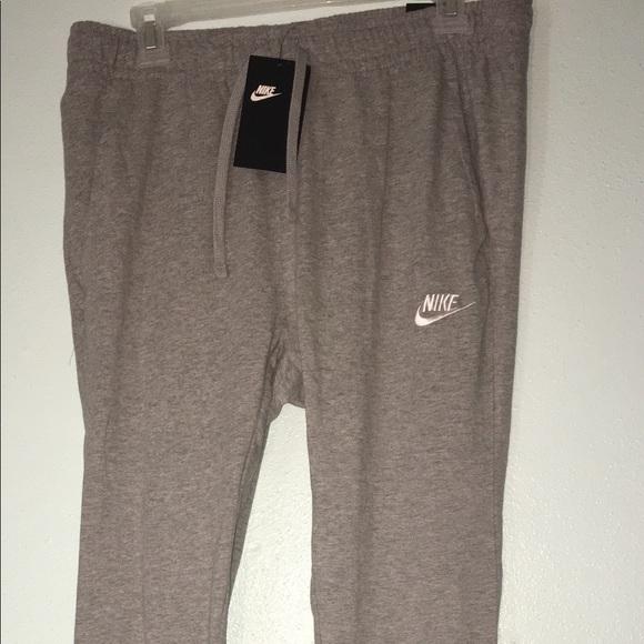 0e97e5186c3657 Nike Men s Jogger Fleece Sweatpants (Standard Fit)